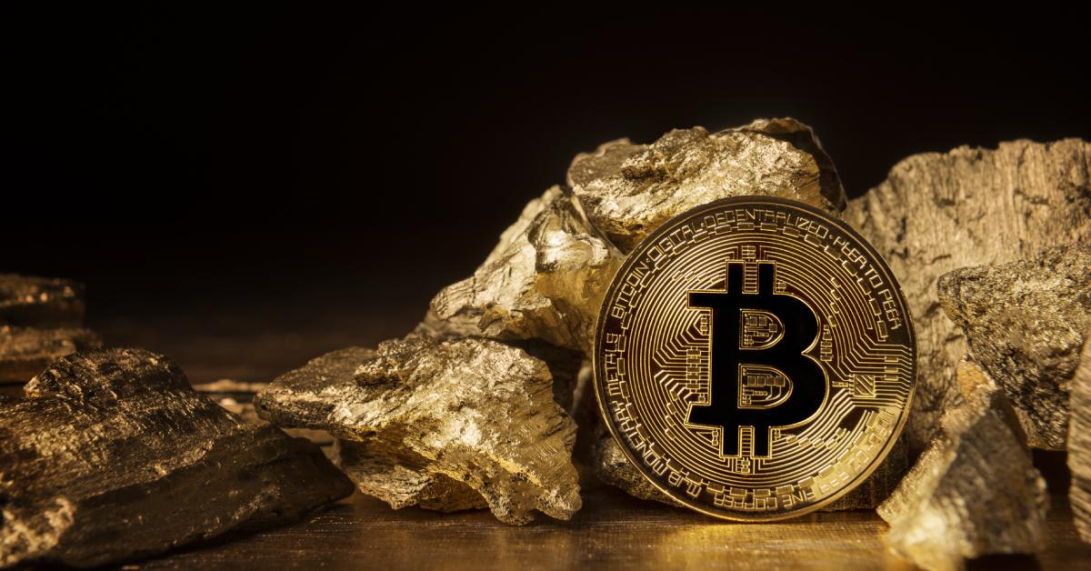 Κρυπτονομίσματα ή χρυσός; - ανακατανομή περιουσιακών στοιχείων