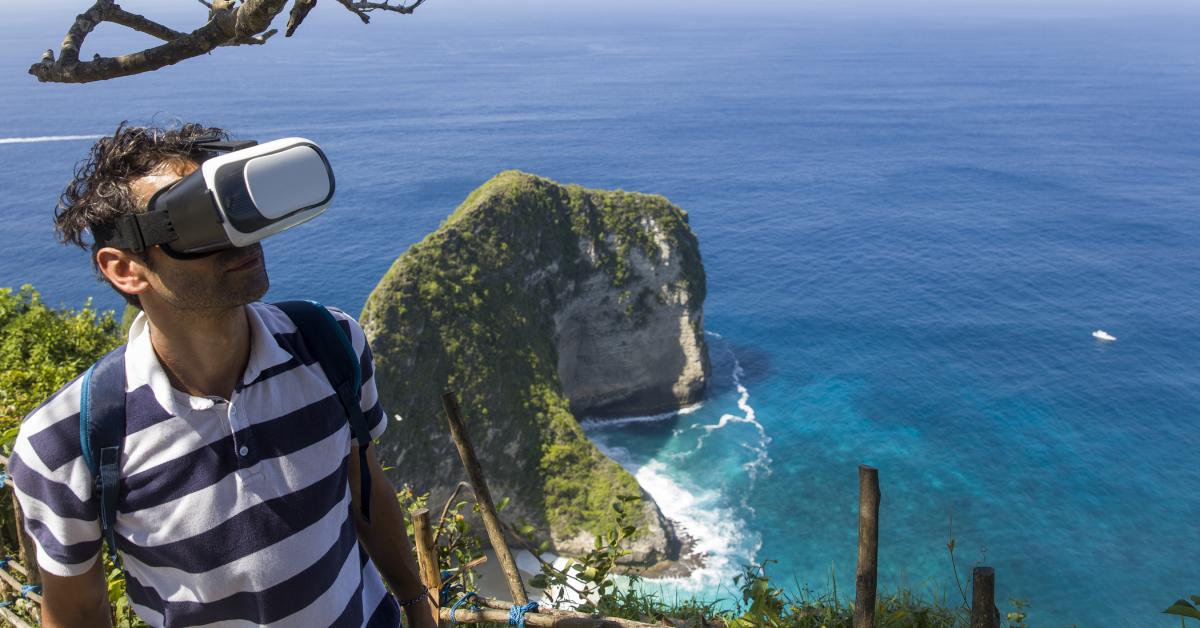 Σύγχρονες τεχνολογικές τάσεις στον τουρισμό